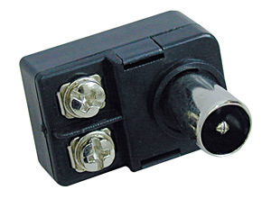 TV Antenna Plug /Connector 9.5mm Connector pictures & photos