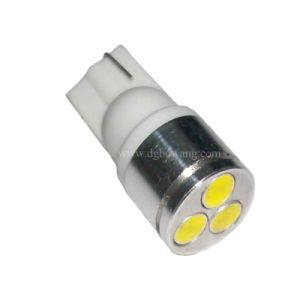 Shock-Resistant Car LED Bulb (T10-WG-003Z85BN) pictures & photos
