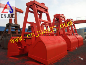 Remote Control Hydraulic Grab with Good Quality pictures & photos