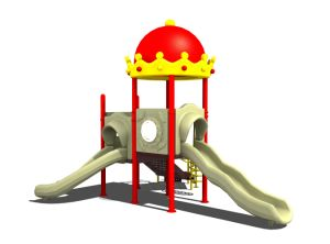 Crown Children′s Playground Equipment pictures & photos
