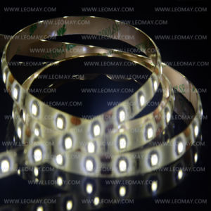 Brand Flexible LED DC12V SMD3528 Bi-Color Dimmable LED Strips Light pictures & photos