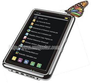 Ebook Reader, 7 Inches TFT Display Digital Color E-book Reader