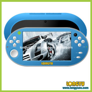 Game Console Player 5.0-Inch Android 4.1.1 Dual-Core Arm Cortex A9 1.2Hz 8GB Dual Cameras Player-Ly-G010
