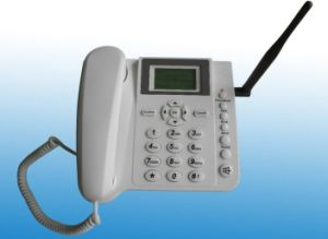GSM Fixed Wireless Phone/GSM Fixed Cordless Telephone 850/900/1800/1900MHz (Industrial Module Made) pictures & photos