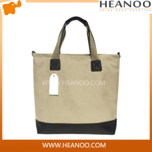 Korean Style Fashion Casual Personalized Cotton Canvas Tote Handbag pictures & photos