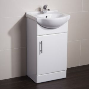 Floor Mounted Bathroom Cabinet (AM-4001)