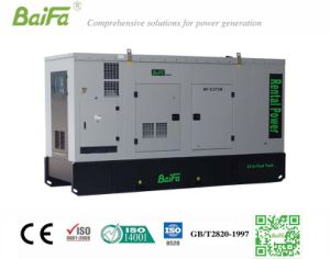 Baifa 550 kVA Cumminsseries Soundproof/Silent Diesel Generating Set