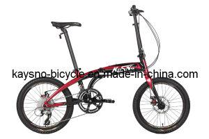 16 Alloy Disc Brake Folding Bicycle (KSN-FB-06)