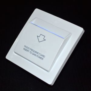 Hotel Energy Saving Switch to Gain Power pictures & photos