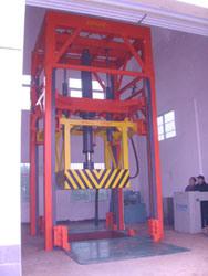 Vertical Compression Garbage Station