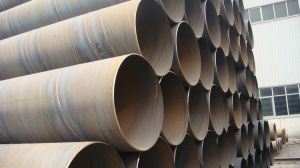 ERW Spiral Steel Pipe pictures & photos