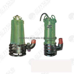 Cutting Device Submerged Sewage Pump (WQS)