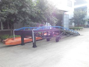 Adjustable Loading Dock Ramp for Sale pictures & photos
