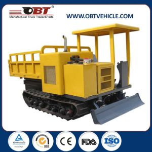 Hydraulic Site Dumper Loading Capacity 3 Ton pictures & photos