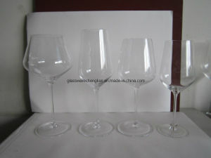 Various Designs of Crystal Clear Wine Glass (B-WG08) pictures & photos