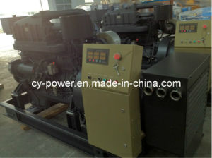 G128 & Sc15g Series150-270kw Marine Generator, Sdec Engine with Marathon Alternator pictures & photos