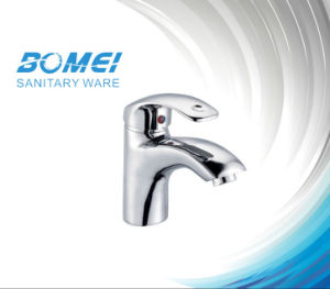 Single Lever Popular Brass Faucet From China (BM52003-1) pictures & photos