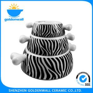 Wholesale Portable Food-Grade Eco-Friendly Porcelain Dog Bowl pictures & photos