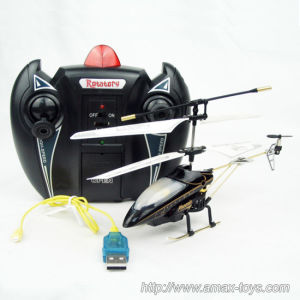 Rh-3860-10 3ch Rc Metal Mini Helicopter pictures & photos