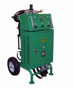 Rigid Polyurethane Foaming Machine for Insulation Sunproof of Building pictures & photos