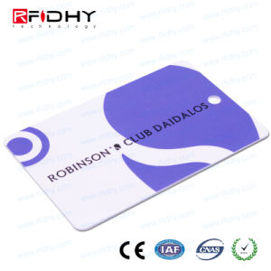 Card Doppia Tecnologia MIFARE 1k and 125kHz Chip Card pictures & photos