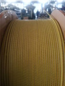 Glass-Fiber Covered Aluminium Magnet Wire 5.0*10mm pictures & photos
