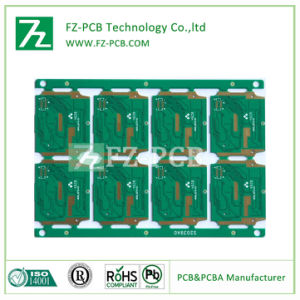 Double Sided Double Layer Immersion Gold PCB