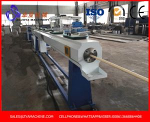 China Manufacturer 16-63mm PPR PP PE Pipe Extrusion Line pictures & photos