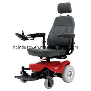Smart Joystick Electric Wheelchair Mobility Scooter (YS-EMS-013)