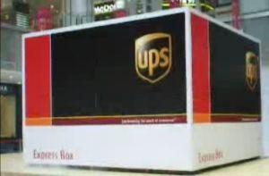 UPS Express to Canada/Puerto Rico/Mexico/