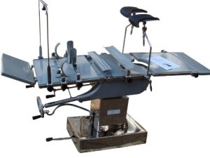 Head Controlled Operating Table (model 3008A) pictures & photos