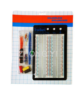 1660 Tie-Points Solderless Breadboard With Jumper Wire