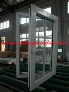 UPVC Windows- Swing in Windows pictures & photos