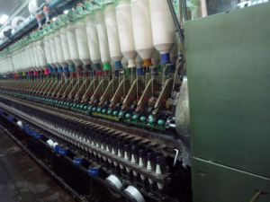 High Production Cotton Wool Yarn Spinning Textile Machinery pictures & photos