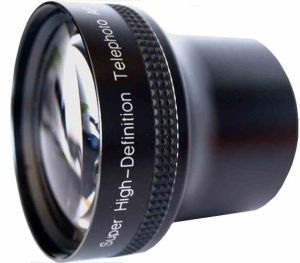 Wide Angle Conversion Lens