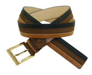 Men′s Leather Belt (GEN21153)