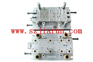 Sheet Metal Stamping Brushless Motor Rotor Stator Die Using Electronic pictures & photos