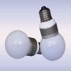 High Power LED Bulbs, LED Global Bulb 1*1W (GL-BL001N-00A)