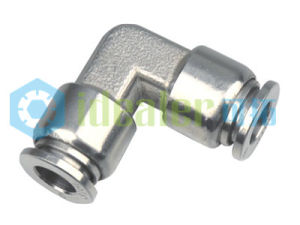 316L Stainless Steel Tube Connector--Bulkhead (SSPMM1/2) pictures & photos