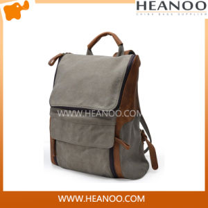 New Heavy Duty Printed Canvas High Quality Designer Backpack Bag pictures & photos