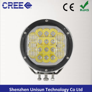 "12V-24V 7"" IP68 7000lm 90W CREE LED Spotlight for 4X4 pictures & photos"