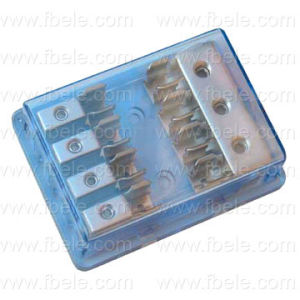 Terminal Block/Terminal Block Connector/Screwless Terminal Block Fb15 pictures & photos
