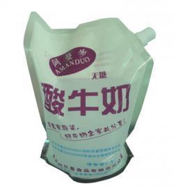 Liquid Spout Packing Bag - 12