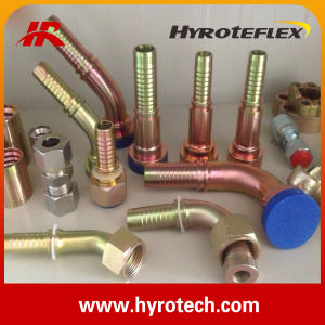 Hydraulic Pipe Fittings/ Hose Accessories pictures & photos