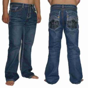 2013 Men′s Brand Top Grade Jeans (MF20)