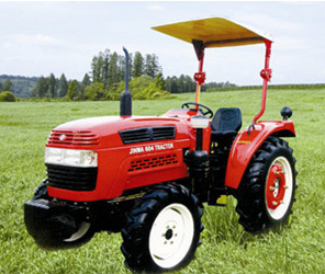 Tractor (JINMA 604(4WD))