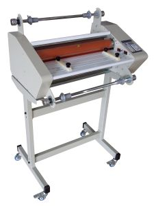 A3 Size Hot and Cold Roll Laminator (FM450) pictures & photos