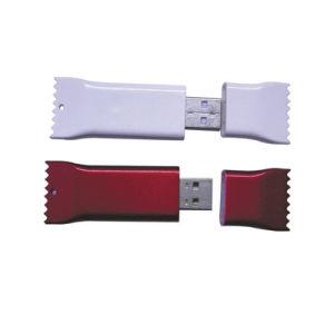 1/2/4/8/16GB OEM Traditional Gift Promotional Gadget USB Flash Drive Plastic-021 (IMT-021)