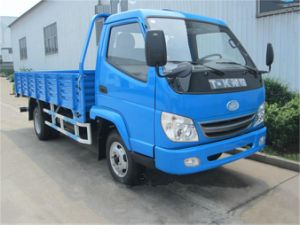 T-King Small Cargo Truck 3t Light Truck (Gasoline/petrol engine) pictures & photos