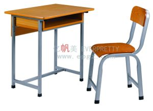 Primary/Middle/High/College School Single School Desk Chair pictures & photos